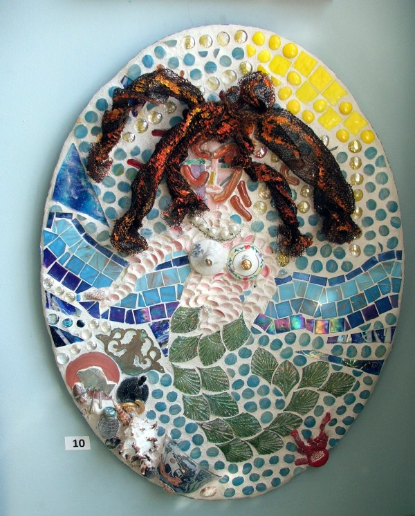 Mermaid Mosaic Patterns