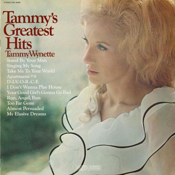 tammy wynette, stand by your man