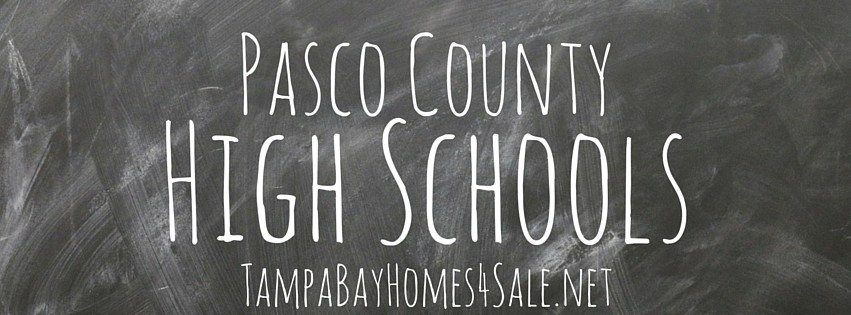 List of Pasco County High Schools with Phone Numbers