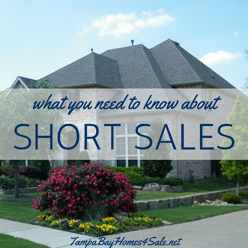 what you need to know about short sales - tampa bay homes for sale