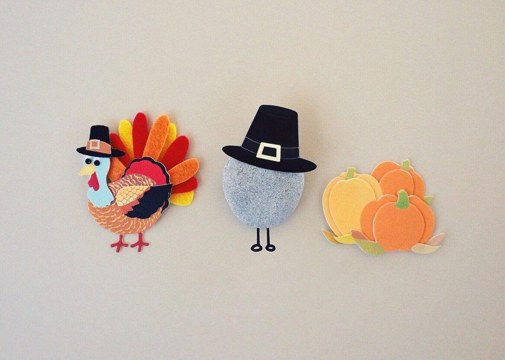Thanksgiving Decor, Tampa Style - Sell Your Home During the Holidays