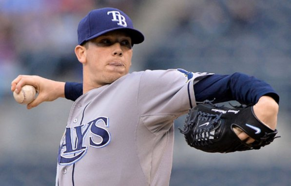 "In retrospect, the Tampa Bay Times' caption is pretty funny, ""Jeremy Hellickson will be on the mound for the Rays, hoping to build some consistency after a couple admittedly 'terrible' starts."" I digress."