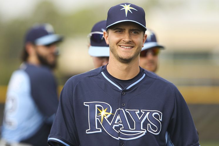 Meet your fifth starter, Jake Odorizzi. (Photo courtesy of Will Vragovic/Tampa Bay Times)