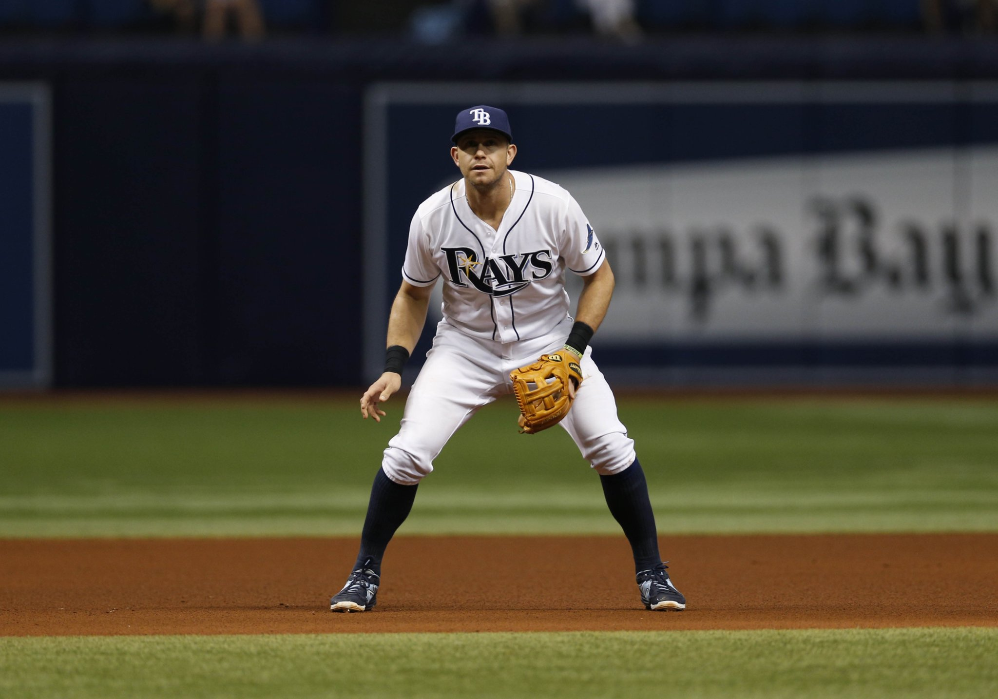 On Wednesday, Evan Longoria became the Rays leader with 1,236 games played, surpassing Carl Crawford. (Photo Credit: Tampa Bay Rays)