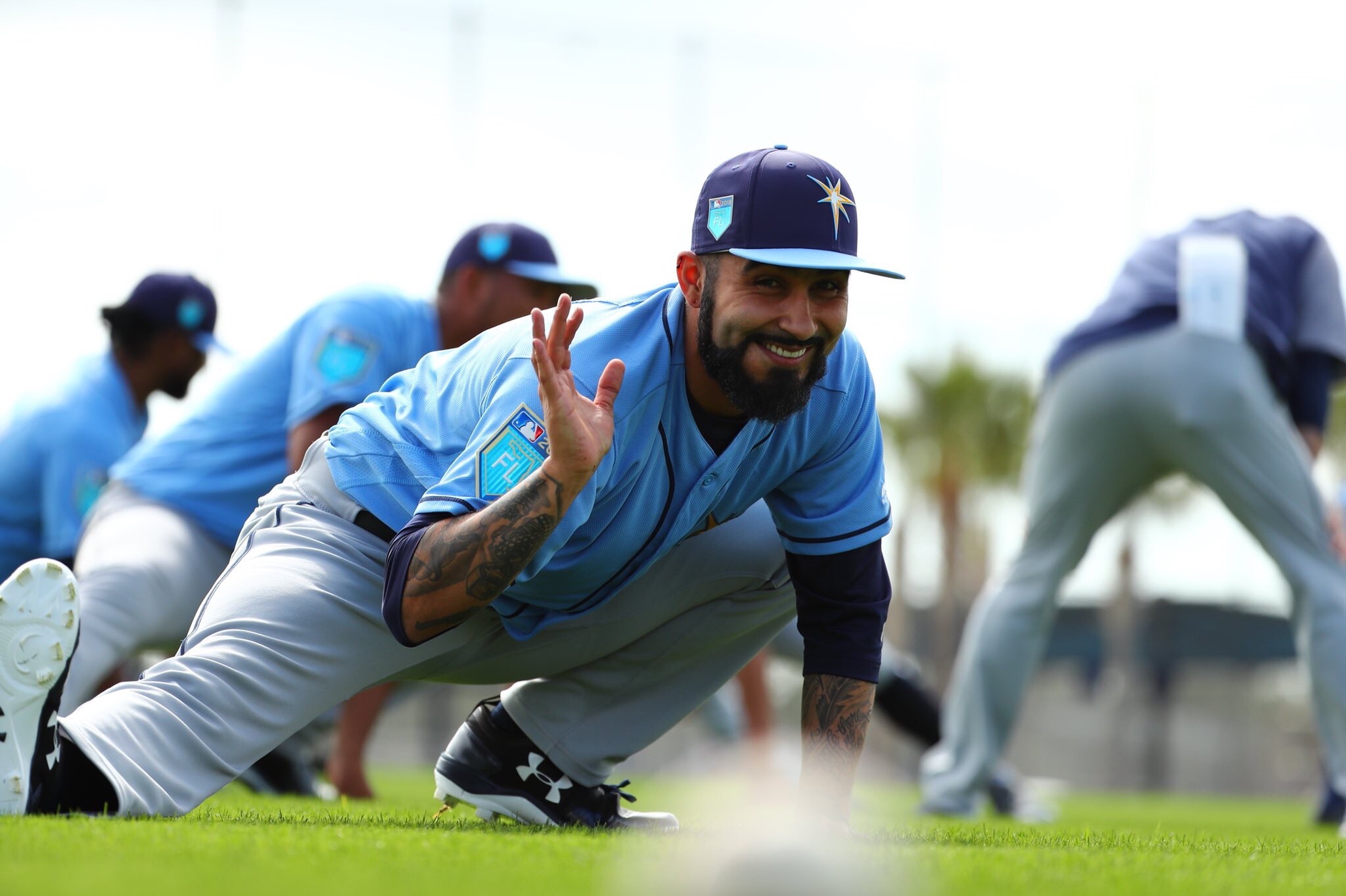 Image result for tampa bay rays 2018