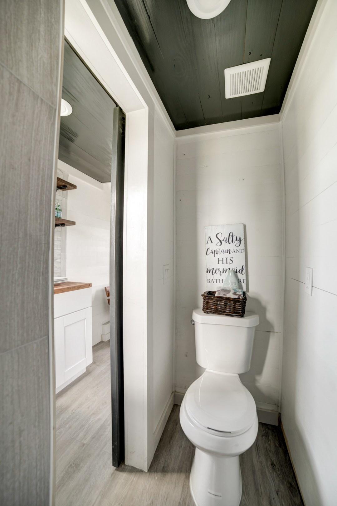 The Burg Bathroom