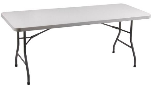 8 ft banquet Tables