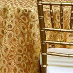 Sienna tablecloth