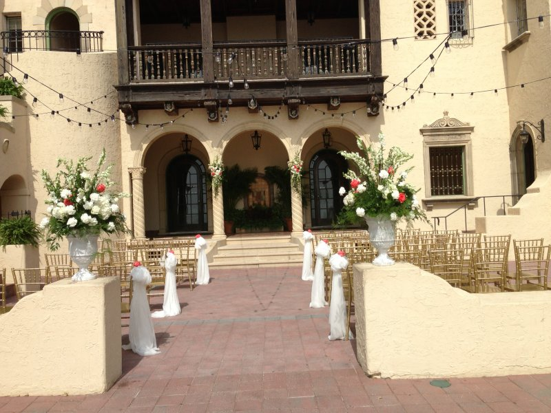Weddings Ceremonies Powel-Crosley Estate