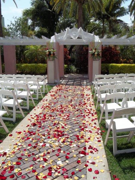Weddings Ceremonies at The Vinoy