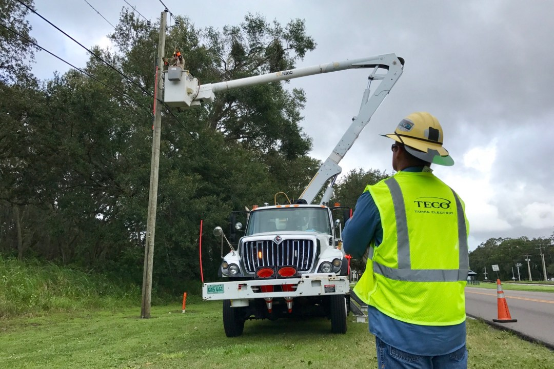 Tampa Electric's outage map just got a makeover!   Tampa Electric Blog