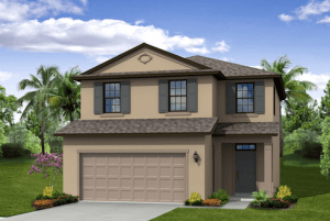 Stonebrier Waterbridge by Pulte Homes from $275,990 - $386,450 Lutz, Fl 33558