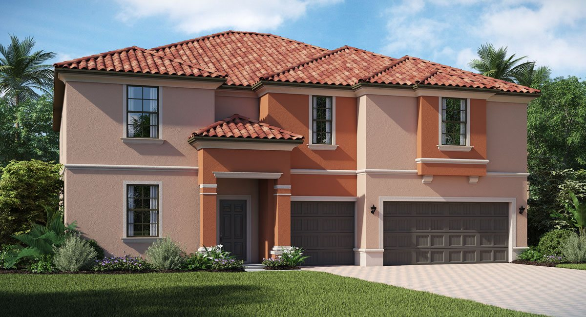 Concord-Station/The-Retreat/Himalayan 4054 sq.ft. 7 Bedrooms 4 Bathrooms 3 Car Garage 2 Stories Land O Lakes Florida