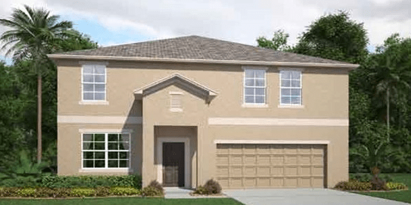 Concord-Station/Wellington-Estates/Sequoia 3889 sq.ft. 6 Bedrooms 3 Bathrooms 3 Car Garage 2 Stories Land O Lakes Florida