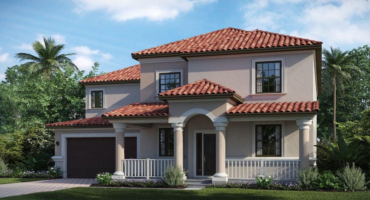 Lennar Homes Concord Station Land O Lakes Florida - 1-813-401-4467