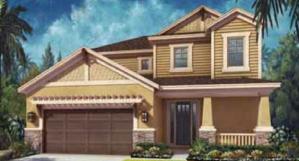 Connerton New Home Community Land O' Lakes Florida