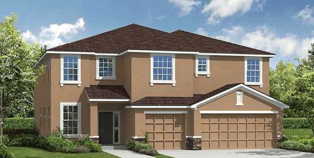 D.R. Horton Homes Terra Bella Land O Lakes Florida