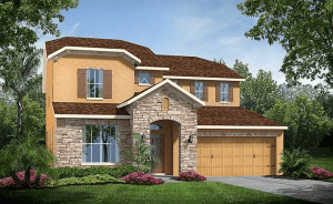 Standard Pacific Homes Including Lutz, Riverview, Tampa, Trinity and Wesley Chapel