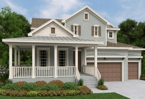 Apollo Beach Florida Quick Move-in New Homes for Sale