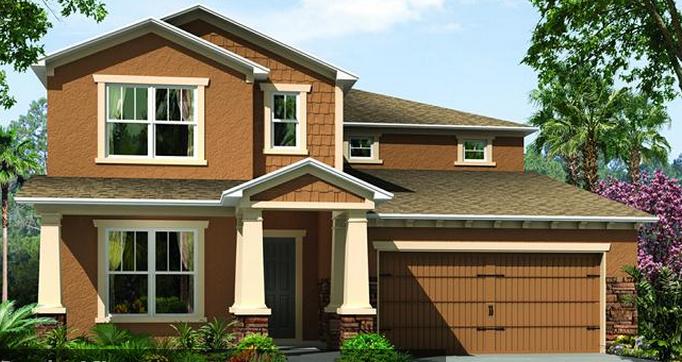 Fishhawk Ranch New Homes For Sale Lithia Florida 33547