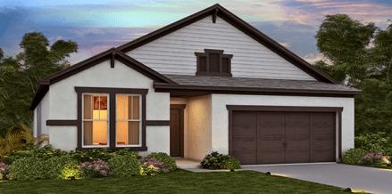 Mariposa | New Homes | Meritage Homes | Riverview Florida