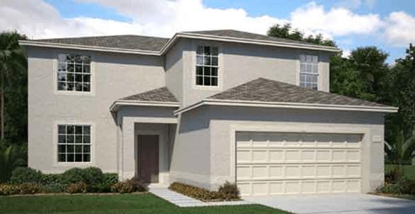 Hawks Point Estate Homes in Ruskin, FL 33570 Lennar $193,190 - $259,990