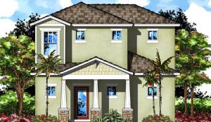 Maryland Manor South Tampa Florida - New Homes
