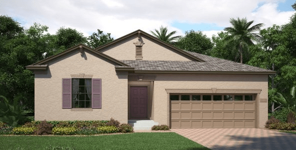 The Enclave at Boyette Lennar Homes is centrally located and convenient to restaurants, shops, post office, area services and conveniently located to I-75