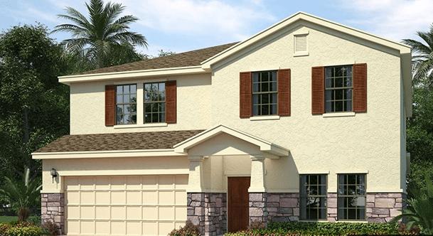 Energy Efficient New Home Builders Riverview Florida