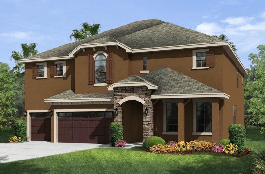 New Homes in Wimauma Florida Sereno New Home Builders