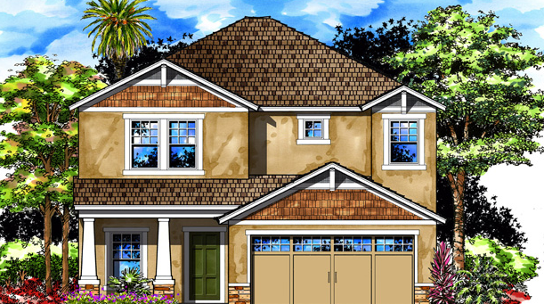Interbay Tampa Fl New Homes