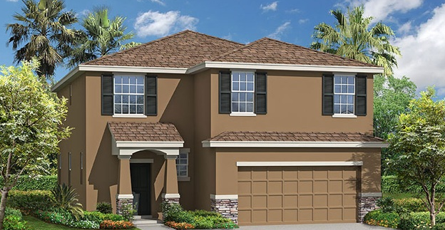 NEWLY BUILT DR HORTON Homes in Riverview, FL