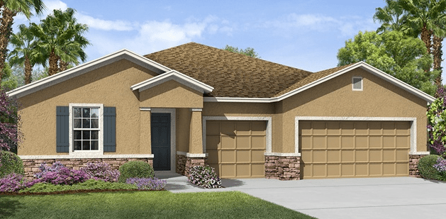 D.R. Horton's Newest  Homes Community in the Riverview Area.