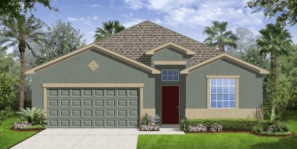 Hawks Point Lennar Homes Ruskin Florida
