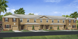 Copper Creek Express Homes Riverview Florida New Town Homes