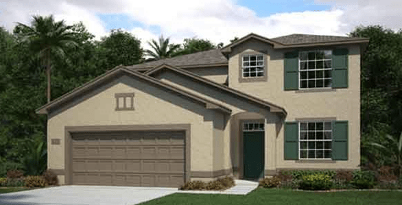 Mayflower New Home Plan in Ballentrae by Lennar