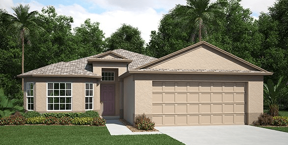 Brand New Inventory Homes Riverview Florida
