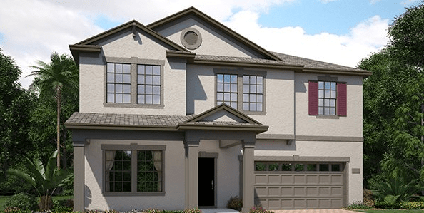 The Oaks at Shady Creek New Home Community Riverview Florida
