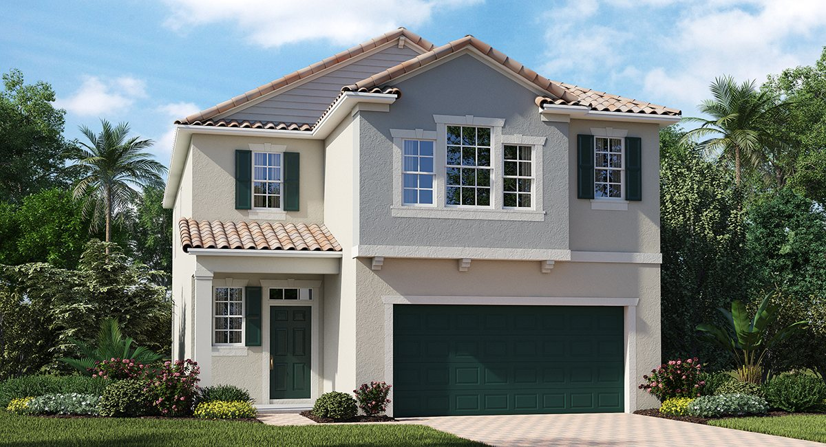 New Homes Available in Riverview Florida