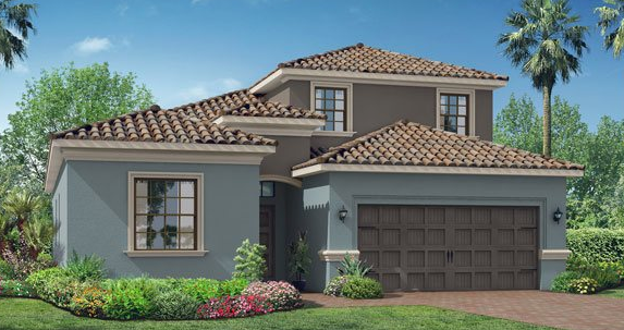 Many New Homes For Sale in Riverview Florida