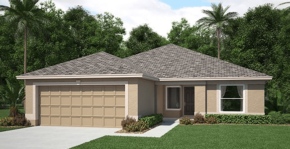 Ready to Move-In New Homes in Riverview Florida