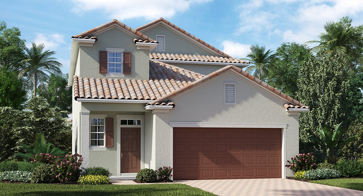 Riverview Fl New Homes with Affordable Style