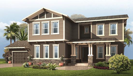 Apollo Beach FL New Homes & Home Builders