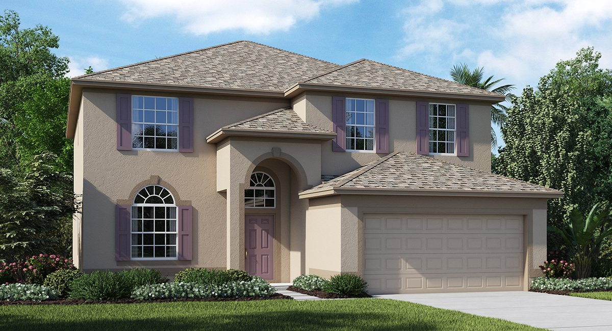 Read more about the article The Catalina Model Tour  Lennar Homes Tampa Florida