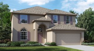 The Catalina Model Tour  Lennar Homes Tampa Florida