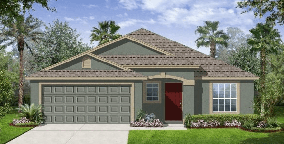 New Homes Of South Shore Ruskin Florida