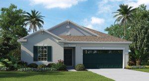 Riverview Fl New Homes  2 & 3 Car Garage