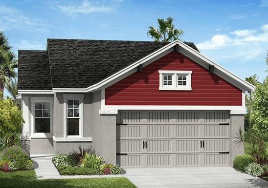 New Homes Waterset Apollo Beach Florida Florida