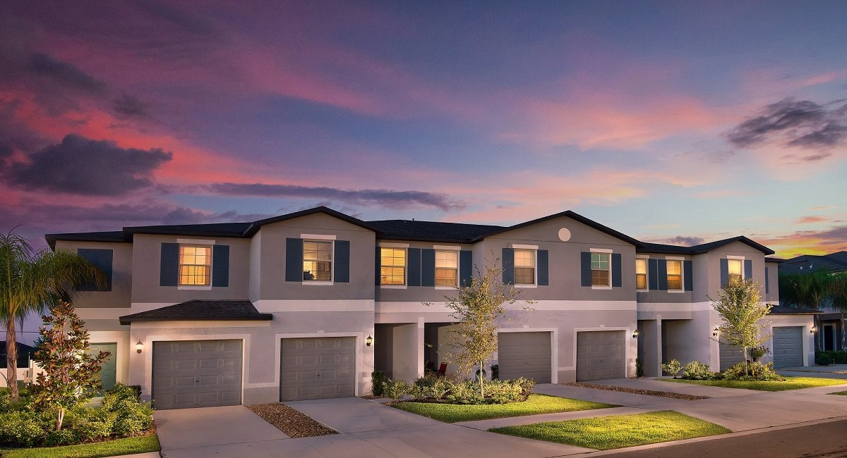You are currently viewing Townes At Summerfield Creek New Town Home Community Riverview Florida