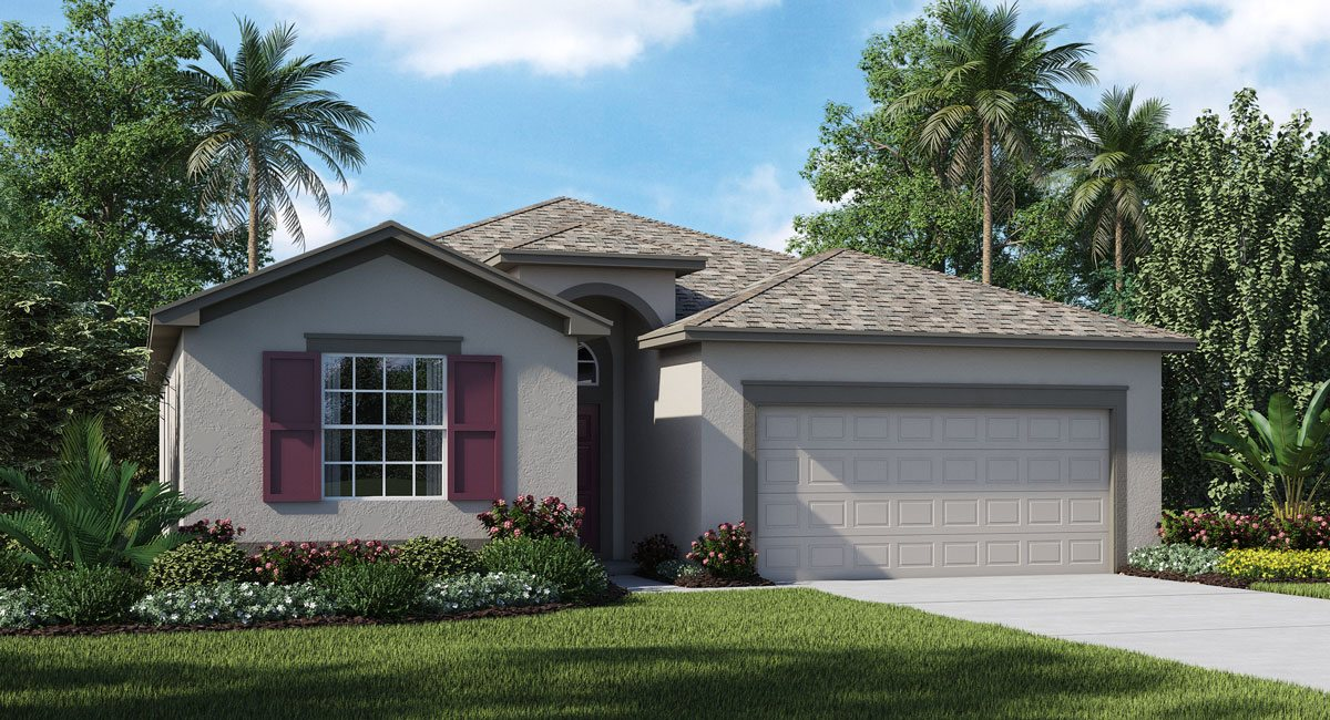 Hamilton Floor Plan. Lennar Homes Riverview Fl